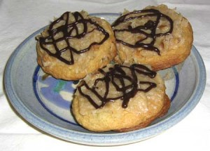 german-chocolate-cookies